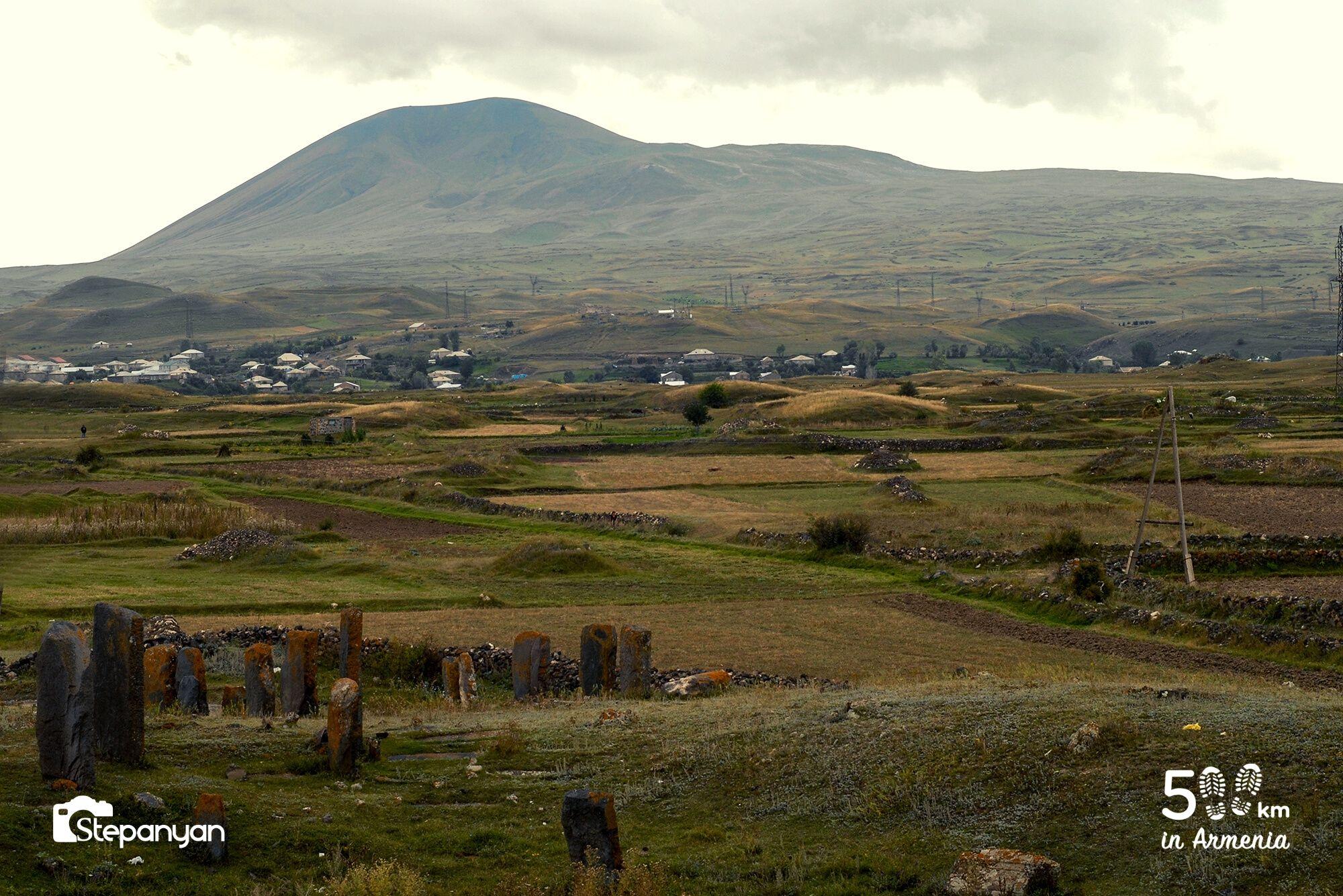 Արմաղան - 500 կմ Հայաստանում
