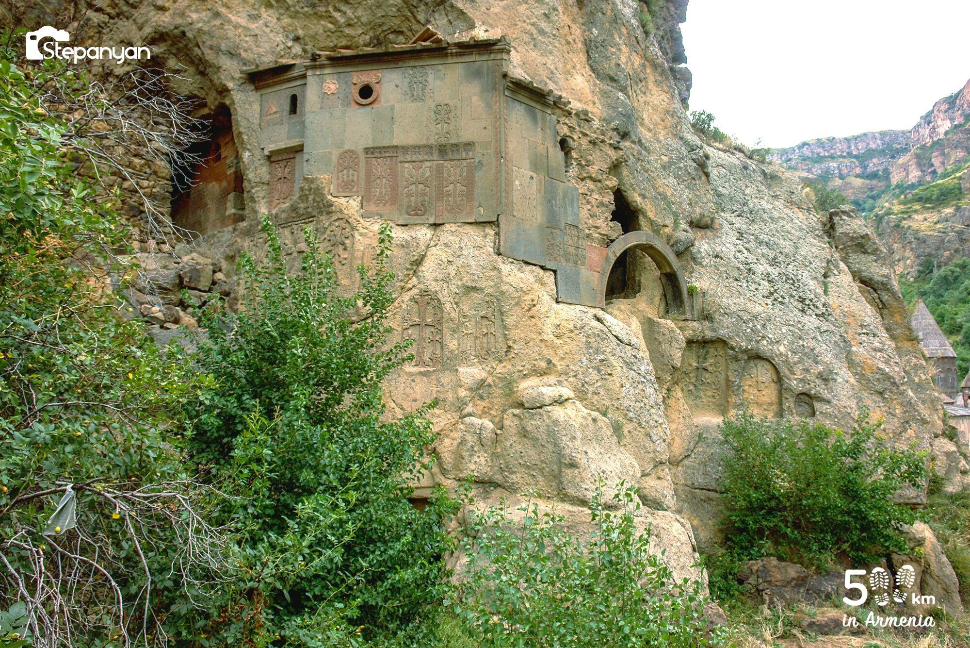 Գեղարդ - 500 կմ Հայաստանում
