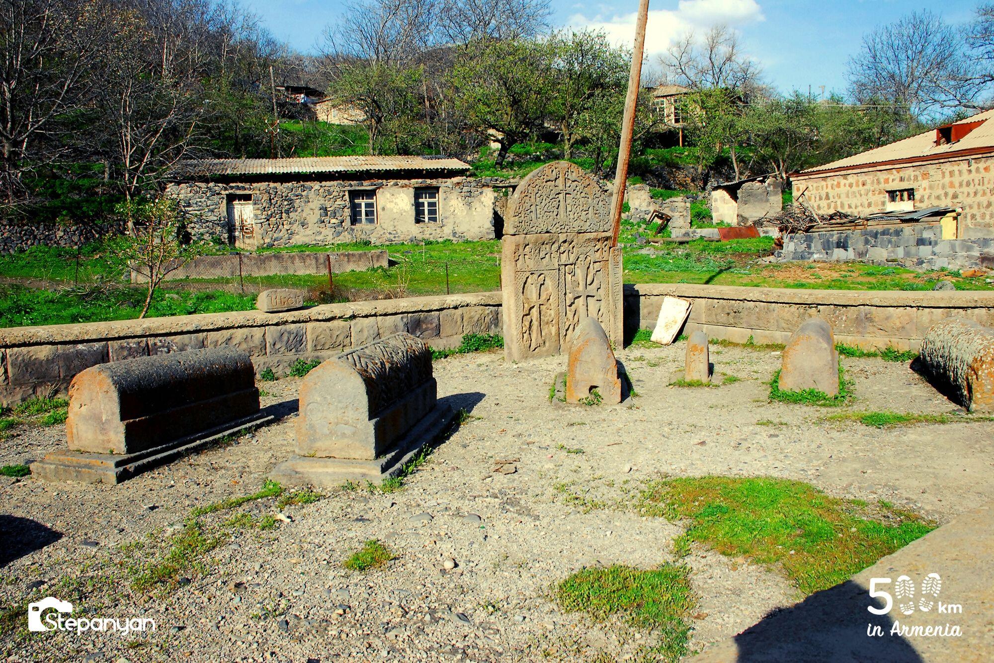 Եղեգիս - 500 կմ Հայաստանում