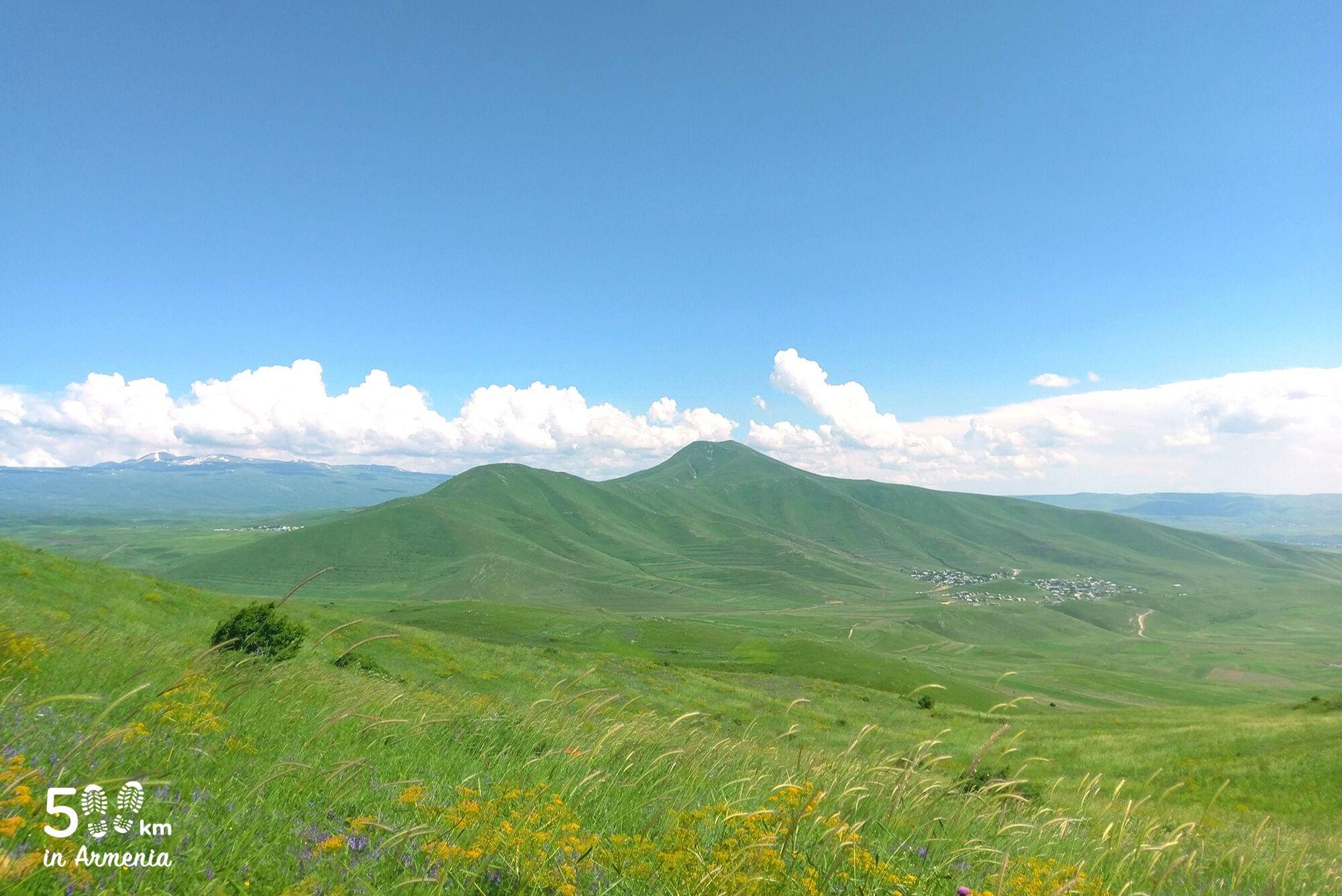Հատիս - 500 կմ Հայաստանում