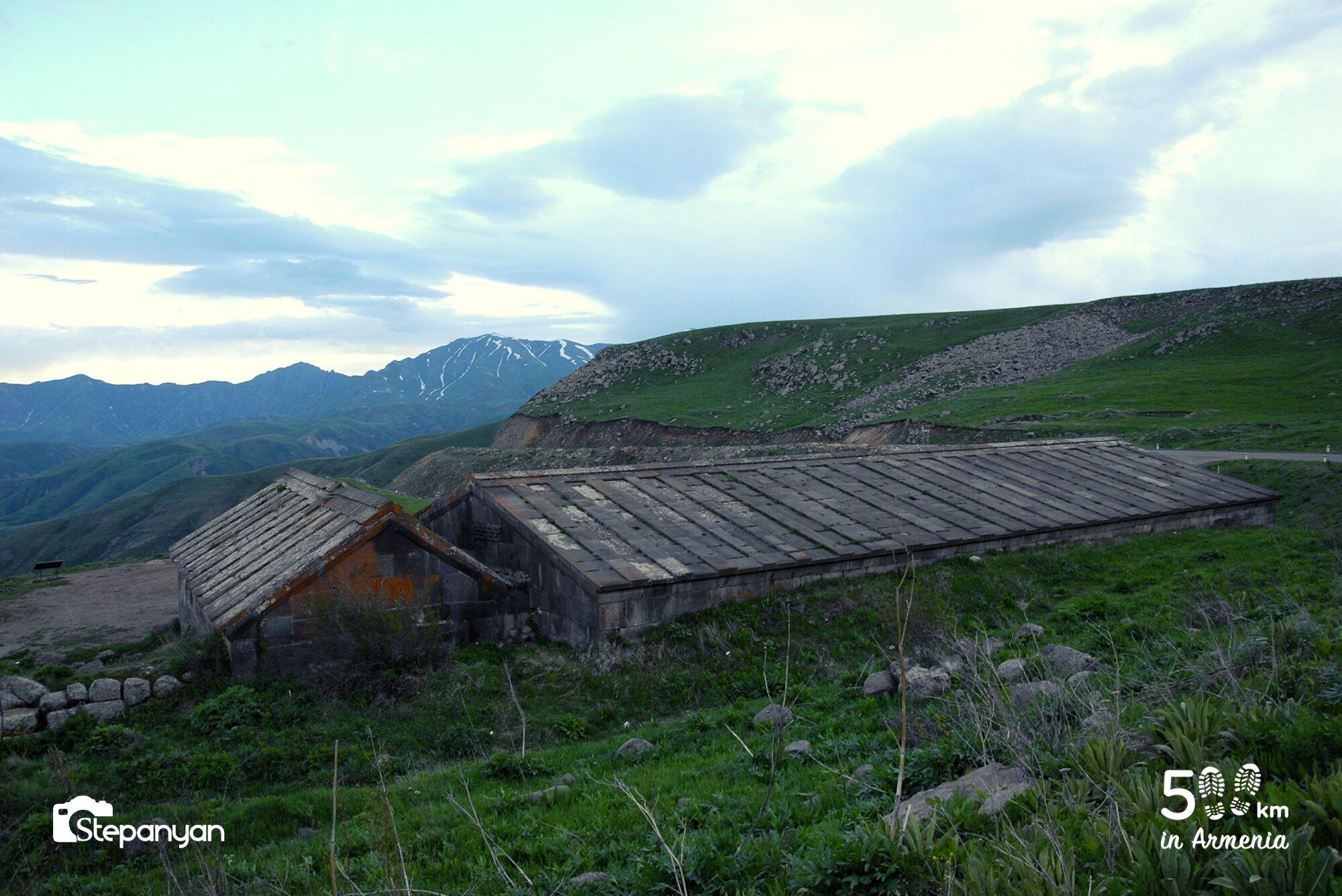 Սելիմ - 500 կմ Հայաստանում