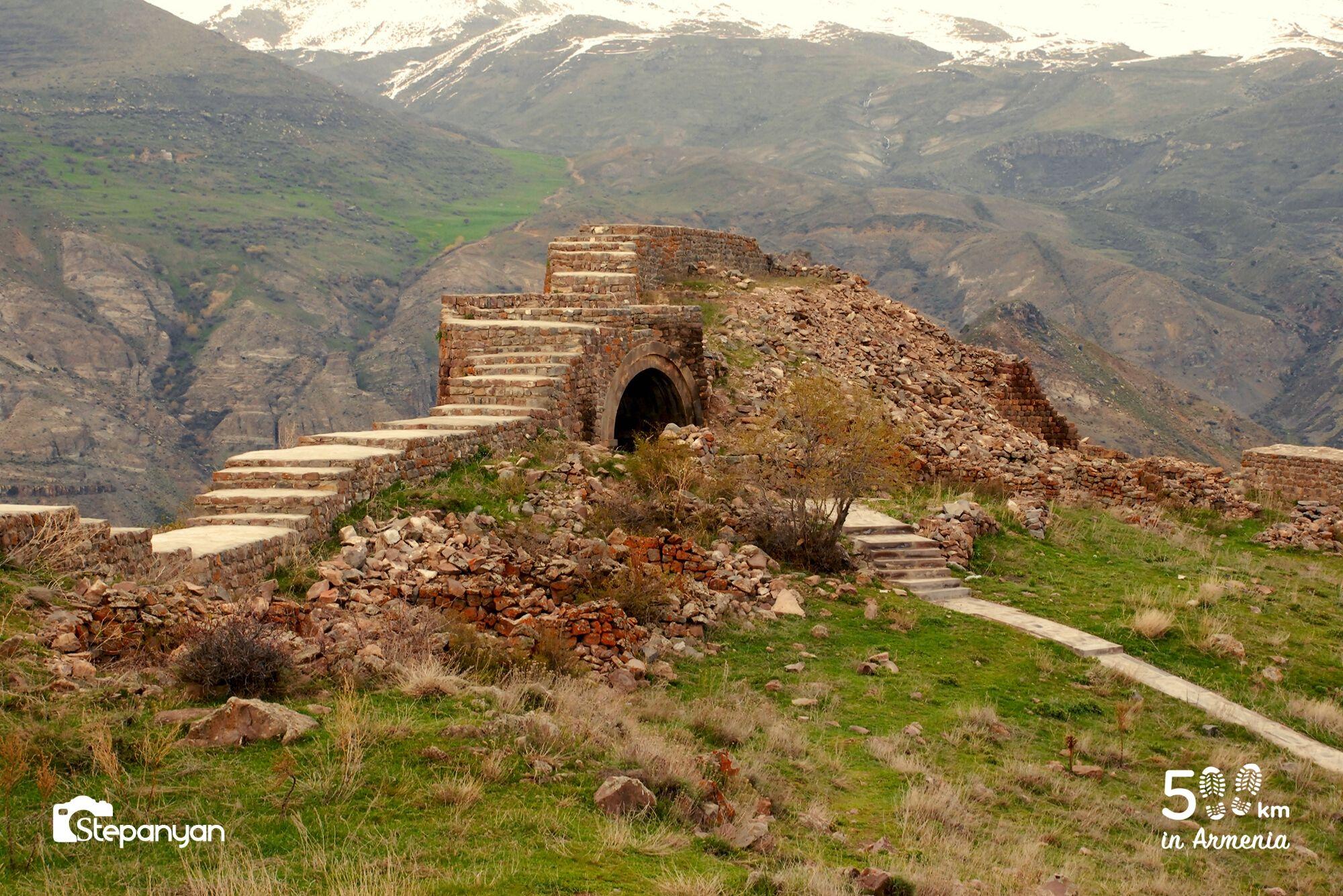 Սմբատաբերդ - 500 կմ Հայաստանում