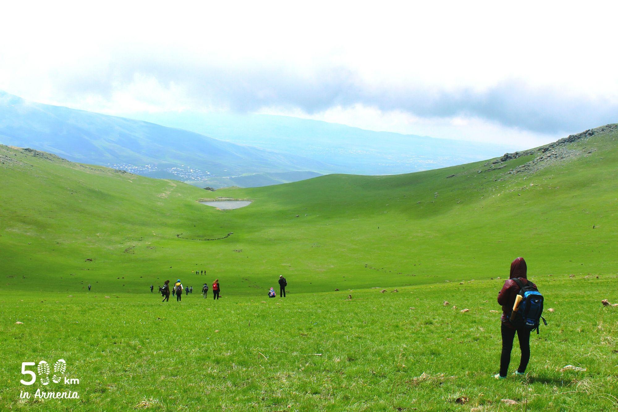 Գութանասար - 500 կմ Հայաստանում